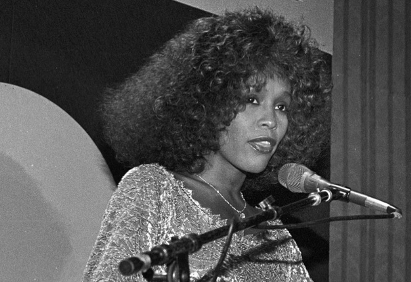 Whitney Houston / Instagram 2