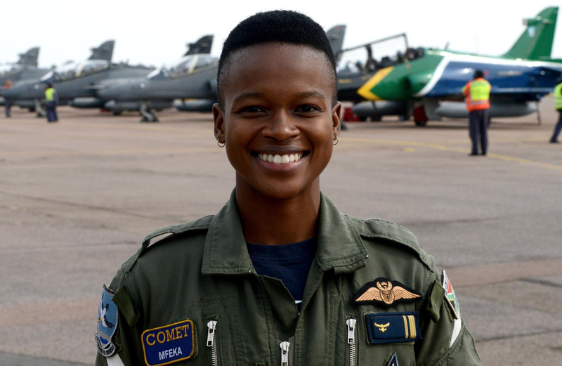 Mandisa Mfeka / SA National Defence Force
