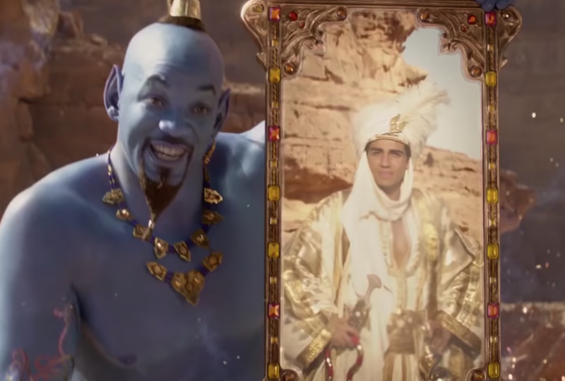 'Aladdin' official trailer / YouTube