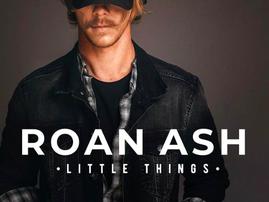 Roan Ash waardeer die klein dingetjies in die lewe met nuwe enkelsnit