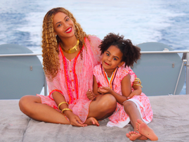 Beyonce's daughter lip syncing 'Circle Of Life' is the cutest thing ever!