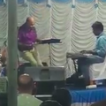 Father suddenly dies on stage before his daughter's wedding