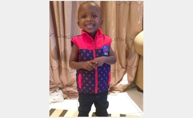 Is this South Africa's smartest two-year-old ever?