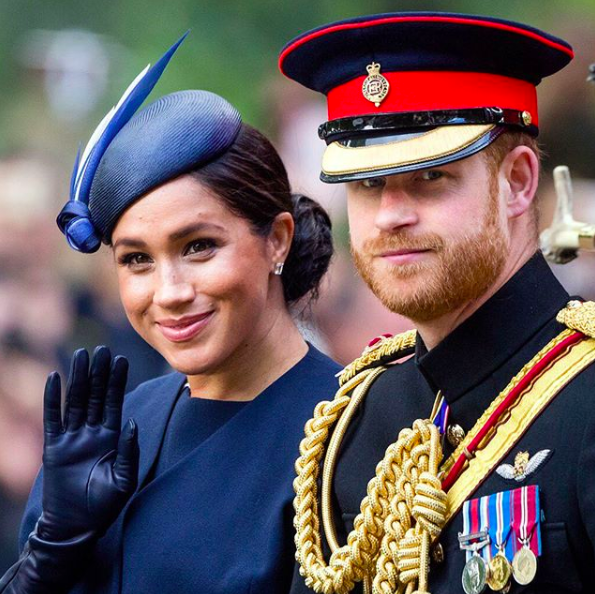 Meghan Markle wows the world after first public appearance since giving birth