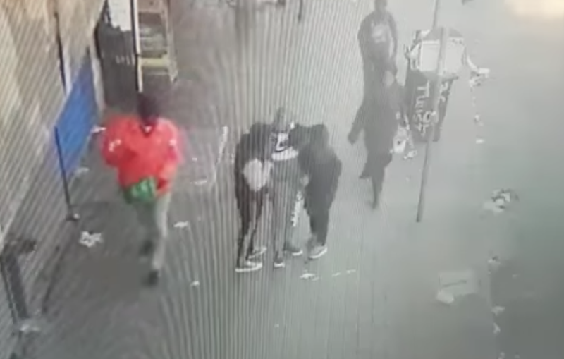 Robbery in JHB