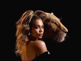 Beyoncé Lion King
