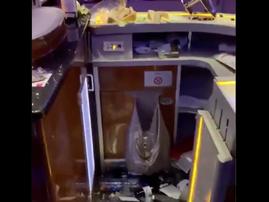 Emirates Flight Chaos