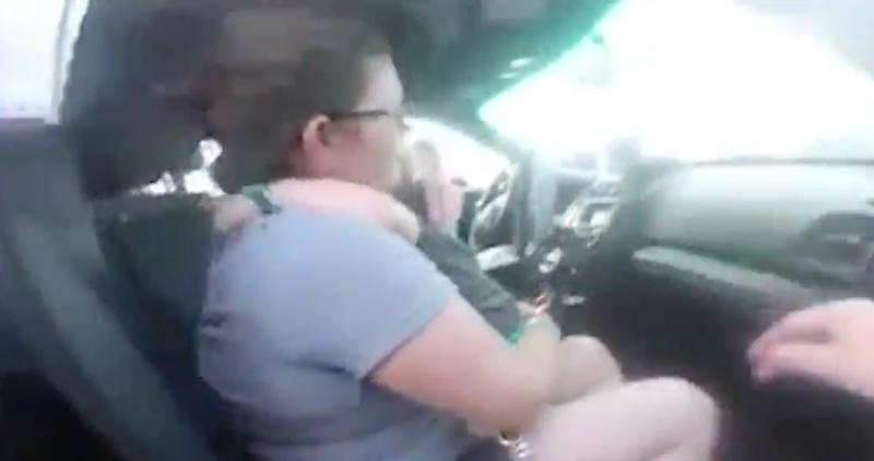 Children trapped in hot car rescued