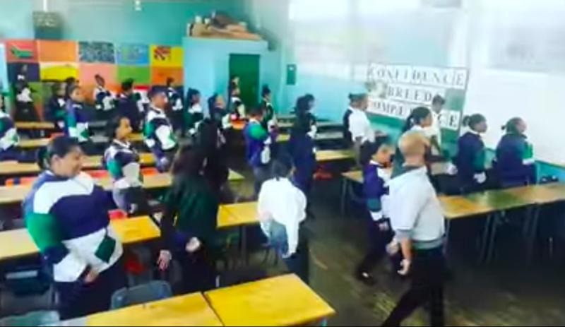 Cape Town Teacher