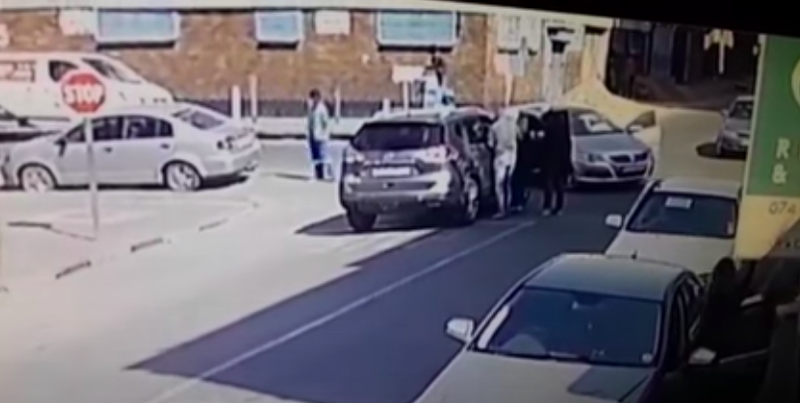 Fordsburg Hijacking Johannesburg