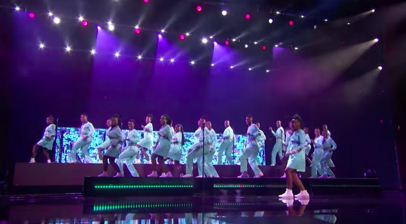 Ndlovu Youth Choir Whitney Houston