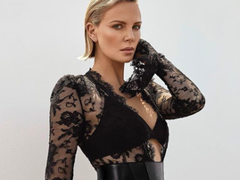 Charlize Theron GBV