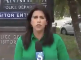 Reporter says dead man is unavailable for comment