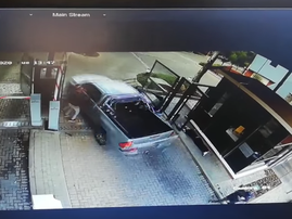 attempted robbery in Johannesburg