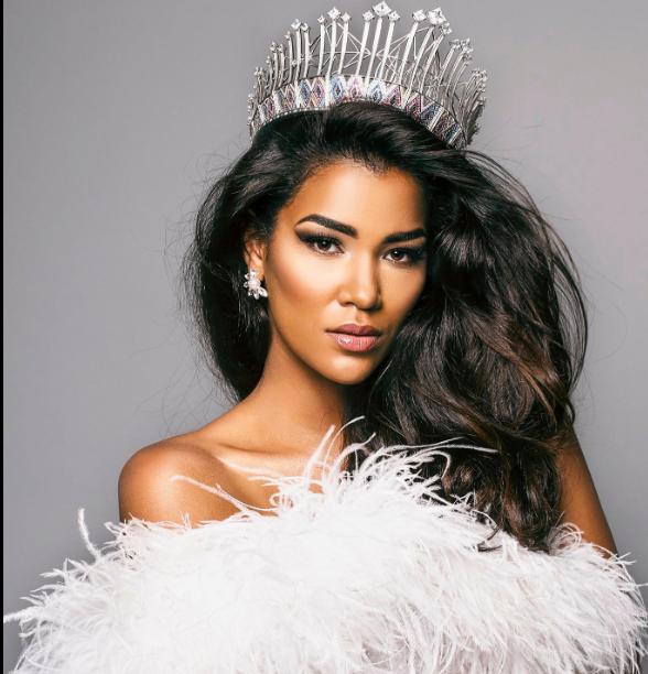 Miss South Africa 2019 Sasha-lee