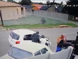 Women robbed in public