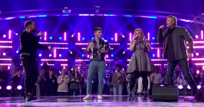 'The Voice' coaches stun with rendition of Nick Jonas' 'Jealous' - Jacaranda FM