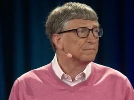 Bill Gates talks epidemic