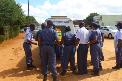 Gauteng week end arrests top 1400