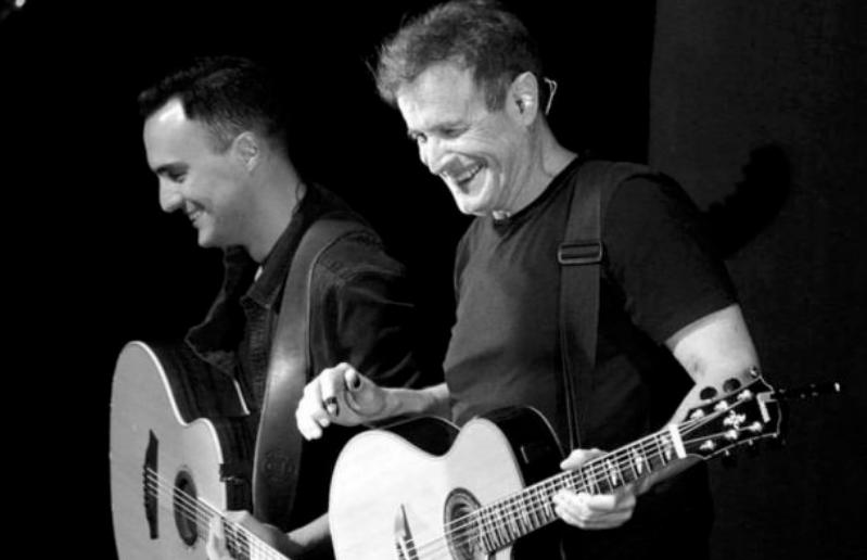 Johnny and Jesse Clegg Breakfast