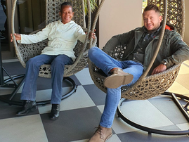 Thembi Ubisi & Malcolm Wentzel