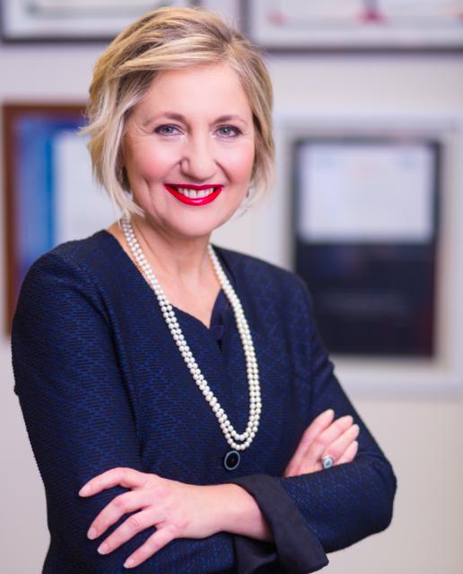 Preofessor Glenda Gray