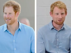 Prince Harry Doppelgänger