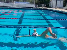 Katie Ledecky swim