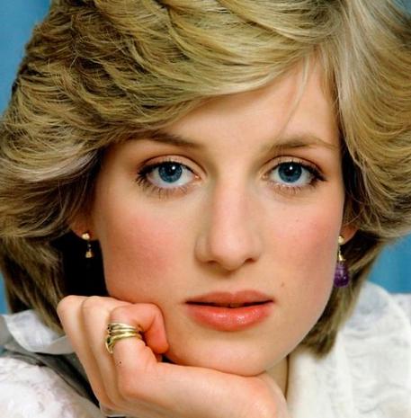 Breakfast princess Diana