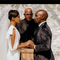 Dr Musa Mthombeni and Liesl Laurie clapback at haters love PDA