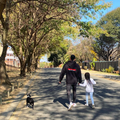 Kairo Forbes and AKA share special moment