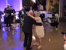 93 year old finds love