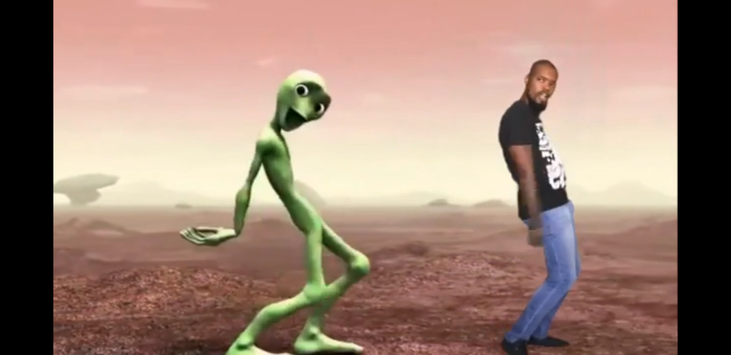 Mack Takes The Alien Dance To The Next Level