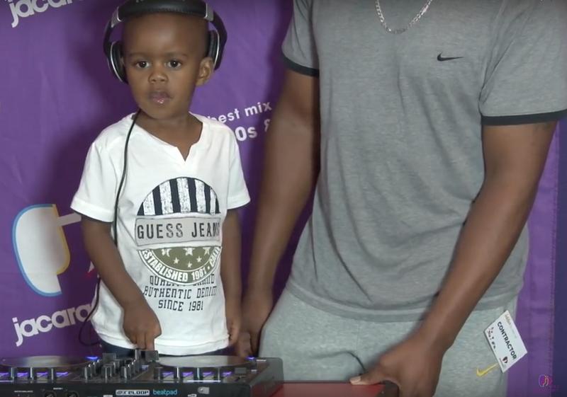 Dj Arch 2015/Jacaranda FM YouTube