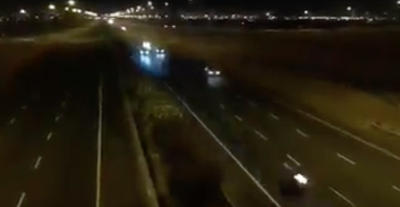 WATCH: Aftermath of N1 car crash in Cape Town