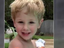 Three-year-old boy missing in woods