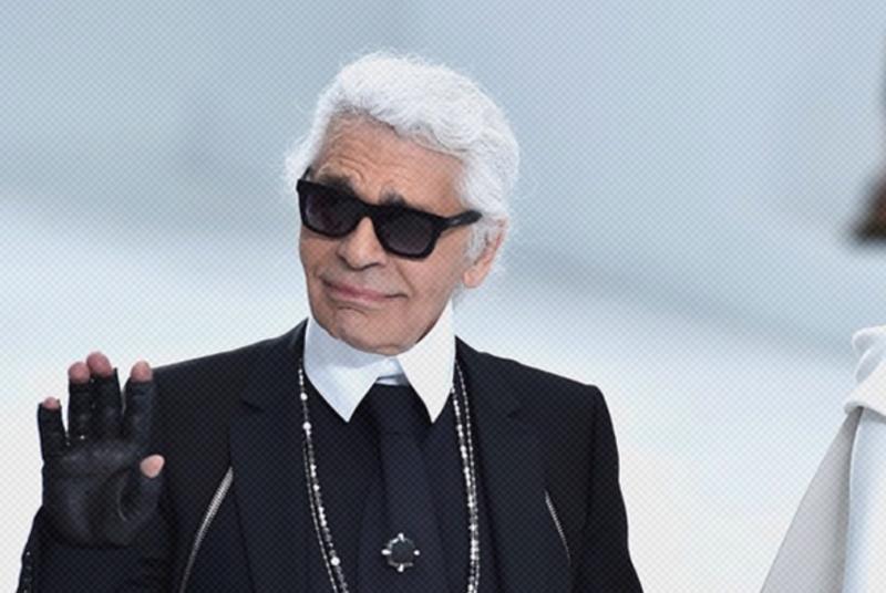 Fashion Designer Karl Lagerfeld Dies At 85