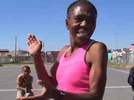Evelina Tshabalala