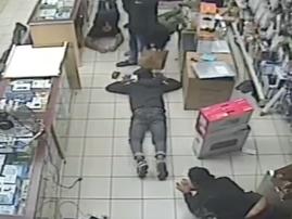 Polokwane robbery cellphone
