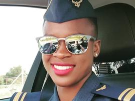 Major Mandisa Mfeka / Instagram