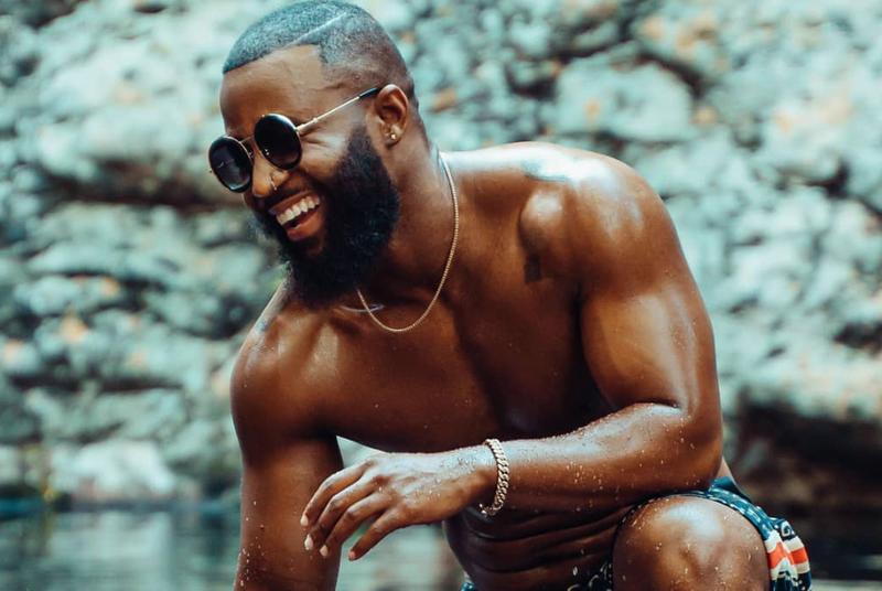 Cassper Nyovest shows off his body in new video / Instagram