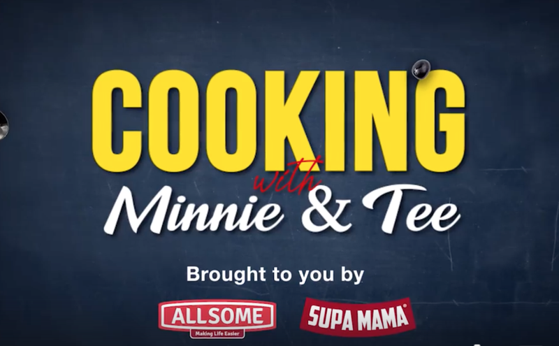 Cooking with Minnie & Tee / East Coast Radio
