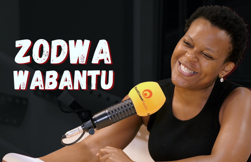 Zodwa Wabantu in the first episode of 'Dopest in Durban'