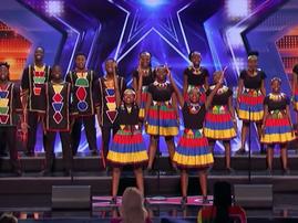 Ndlovu Youth Choir on AGT / YouTube