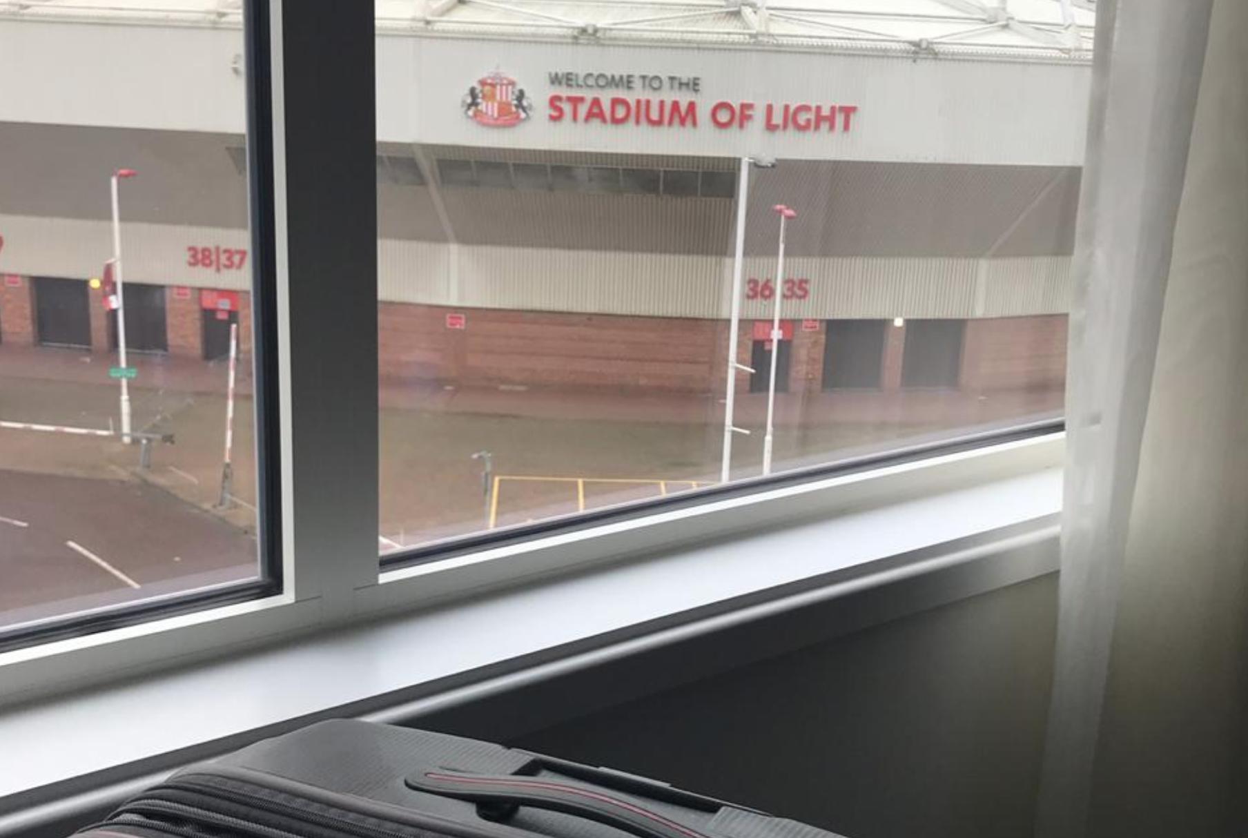 Stadium of Light / Myron Naicker
