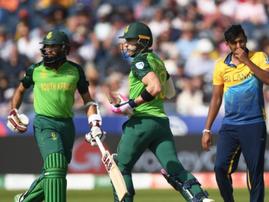 South Africa vs Sri Lanka / Twitter (Cricket World Cup)