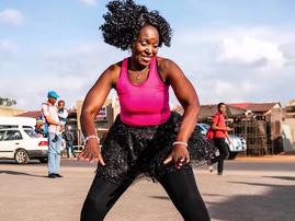 Cathrine Mathebe