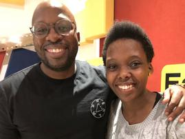 Bongani Mtolo and Buhle Hlatshwayo / Nobuntu Swartbooi