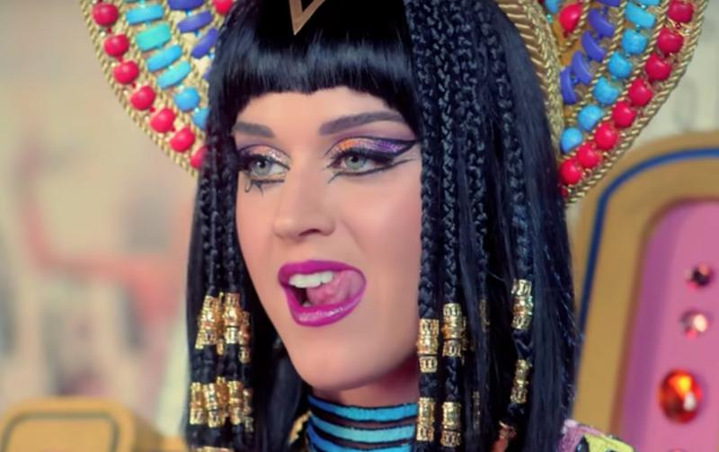Katy Perry 'Dark Horse' / YouTube