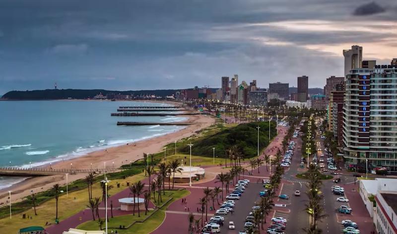 Durban's Golden Mile / Beautiful News (Novos Digital Cinema)